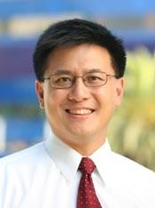 Treasurer John Chiang